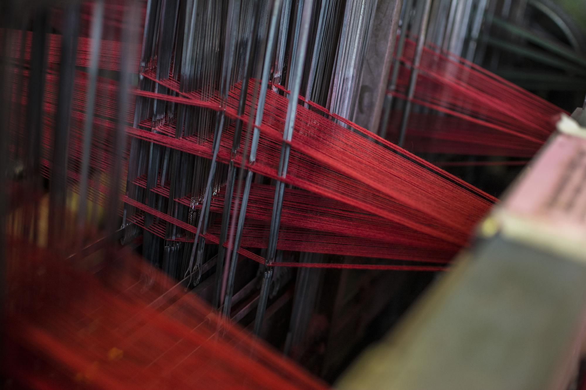 Stable Belt Webbing Weaving