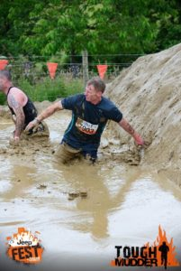 Kevin Tough Mudder Charity